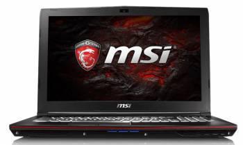 Ноутбук 15.6 MSI GP62 7QF(Leopard Pro)-1691 черный