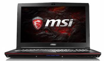 Ноутбук 15.6 MSI GP62 7QF(Leopard Pro)-1692 черный
