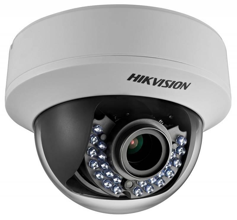 Камера видеонаблюдения Hikvision DS-2CЕ56D1T-AIRZ белый - фото 1