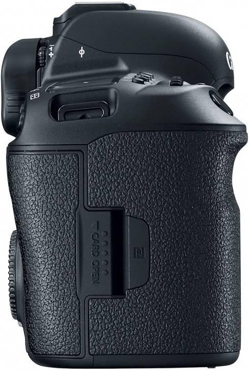 Фотоаппарат Canon EOS 5D Mark IV черный, Body (1483C025) - фото 4