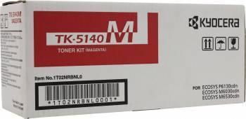 Картридж Kyocera 1T02NRBNL0 пурпурный (TK-5140M)