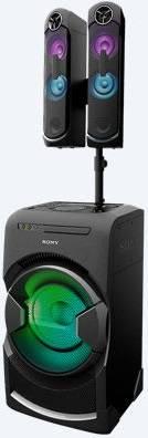 Минисистема Sony MHC-GT4D черный (MHCGT4D.RU1) - фото 1