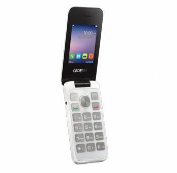 Мобильный телефон Alcatel OneTouch 2051D белый