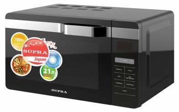 СВЧ-печь Supra MWS-2133SB черный