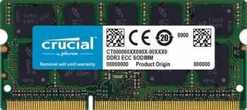 Модуль памяти SO-DIMM DDR3L 4Gb Crucial CT51264BF160B