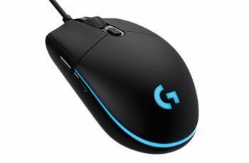 Мышь Logitech G PRO черный