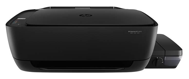 МФУ HP DeskJet GT 5810 AiO черный - фото 1