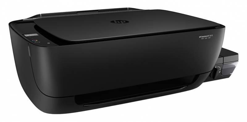 МФУ HP DeskJet GT 5810 AiO черный - фото 2