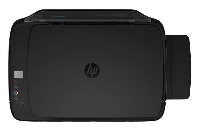 МФУ HP DeskJet GT 5810 AiO черный - фото 5