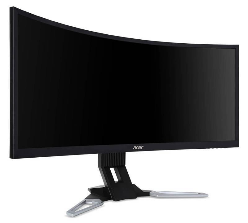 """Монитор 35"""" Acer XZ350CUBMIJPHZ черный - фото 3"""