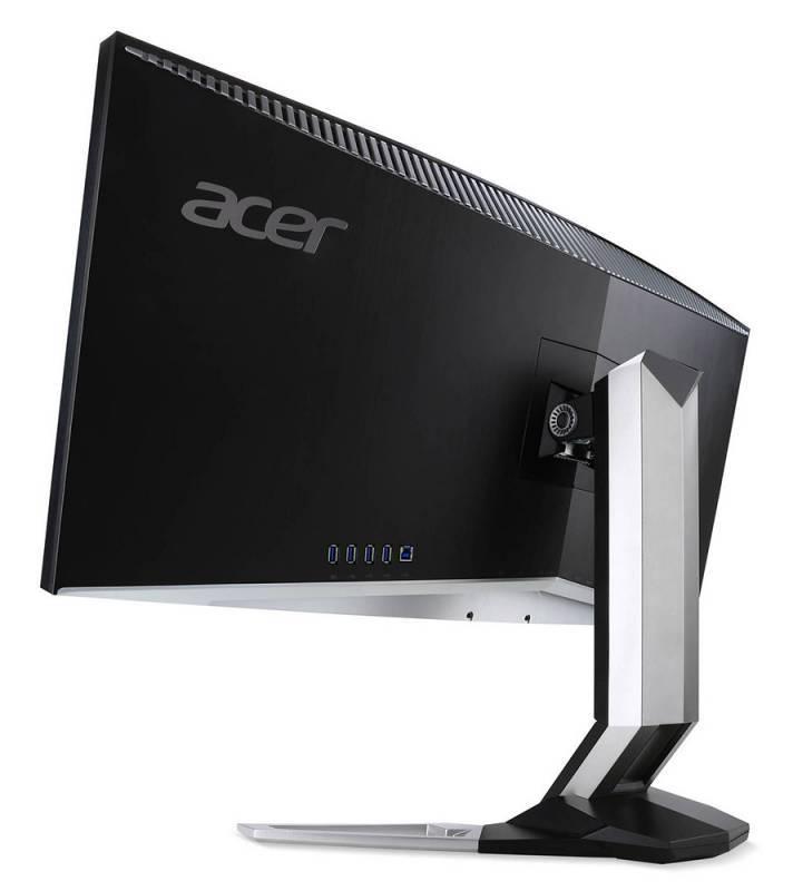"""Монитор 35"""" Acer XZ350CUBMIJPHZ черный - фото 5"""