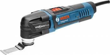 Многофункциональный инструмент Bosch GOP 30-28 черный / синий