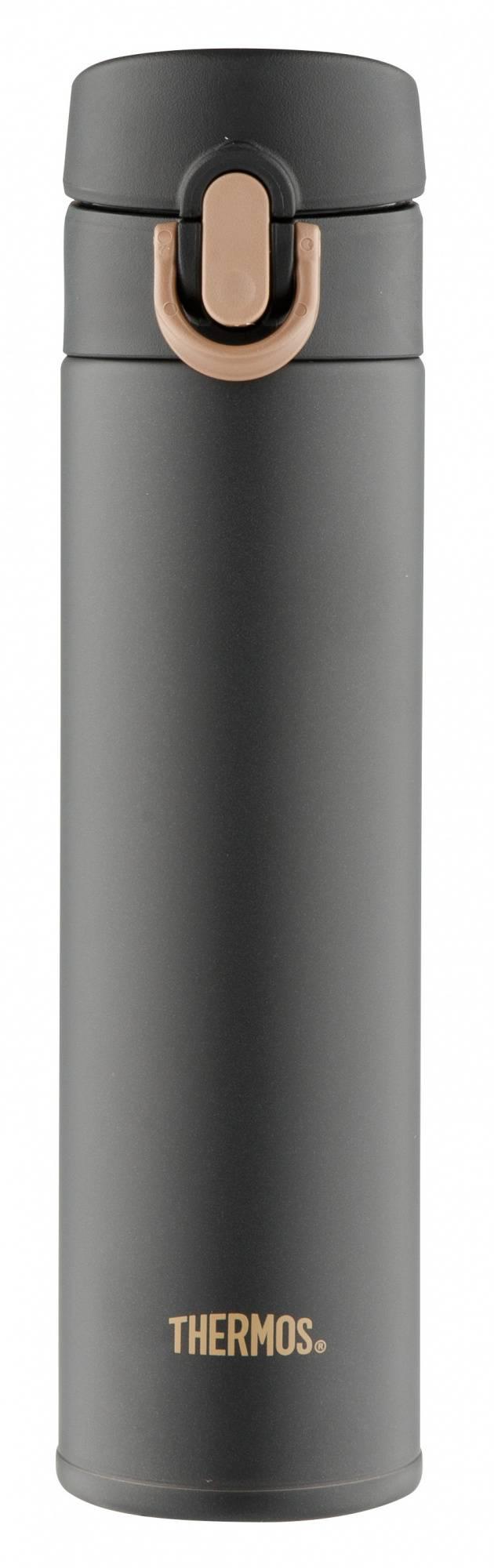 Термос Thermos JNI-401-MTBK SS черный - фото 1