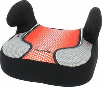 Бустер Nania Dream FST (pop red) черный / красный