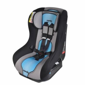 Автокресло детское Nania Maxim FST (pop blue) серый / голубой