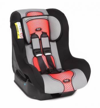 Автокресло детское Nania Maxim FST (pop red) серый / красный