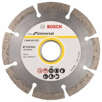 Алмазный диск универсальный Bosch ECO Universal
