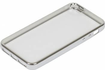 Чехол Redline iBox Blaze, для Apple iPhone 5/5s/SE, серебристый (УТ000009619)