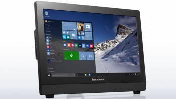 Моноблок Lenovo S200z черный, диагональ экрана 19.5, разрешение 1600x900, процессор Intel Pentium J3710 1.6ГГц, оперативная память DDR3L 4096МБ, жесткий диск 500Gb, видеокарта Intel HD Graphics 405, DVDRW, CR, Free DOS, GbitEth, в комплекте клавиатура +