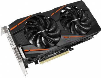 Видеокарта Gigabyte Radeon RX 470 WINDFORCE 4G 4096 МБ