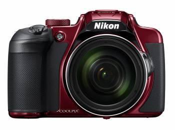 Фотоаппарат Nikon CoolPix B700 красный