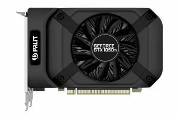 Видеокарта Palit GTX 1050Ti StormX 4096 МБ