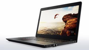 Ноутбук Lenovo ThinkPad Edge 575, процессор AMD A6 9500B, оперативная память 4Gb, жесткий диск 500Gb, привод DVD-RW, видеокарта AMD Radeon R5, диагональ 15.6, 1366x768, Windows 10, черный (20H8S00200)