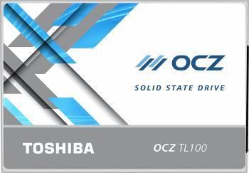 Накопитель SSD OCZ Toshiba TL100-25SAT3-240G, объем накопителя 240Gb, форм-фактор: 2.5, интерфейс: SATA III, тип NAND: TLC, скорость чтения до 550Мб/с, скорость записи до 530Мб/с