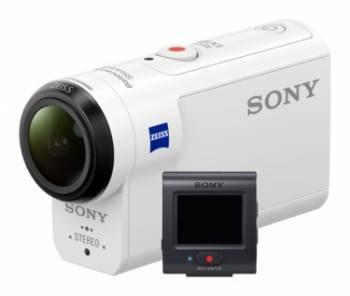 Экшн-камера Sony HDR-AS300R белый (HDRAS300R.E35)