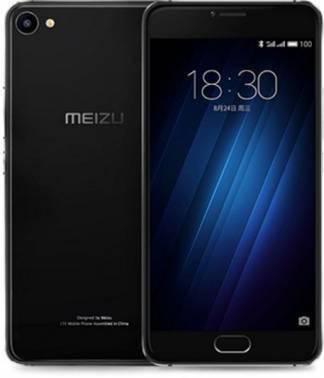 Смартфон Meizu U20 U685H 16ГБ черный (U685H 16GB BLACK)