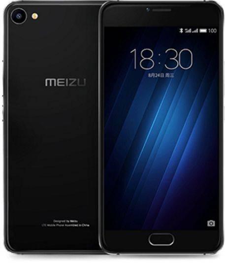 Смартфон Meizu U20 U685H 32ГБ черный - фото 1