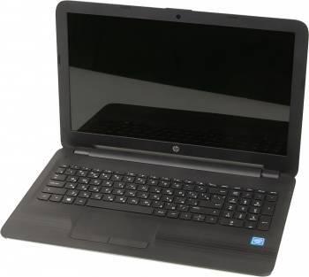Ноутбук 15.6 HP 15-ay503ur черный