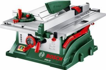 Циркулярная пила (дисковая) Bosch PTS 10 (0603B03400)