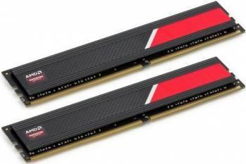 Модуль памяти DIMM DDR4 2x4Gb AMD (R748G2133U1K)