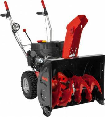 Снегоуборщик бензиновый Al-Ko SnowLine 620 E II 4.4кВт