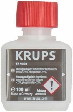 Очиститель для вспенивателей молока Rowenta XS900010 100мл (упак.:1шт)