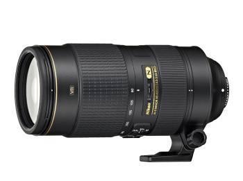 Объектив Nikon AF-S DX Nikkor ED VR 80-400mm f / 4.5-5.6