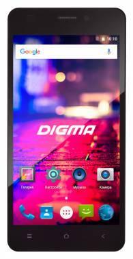 Смартфон Digma Z560 4G CITI 16ГБ черный