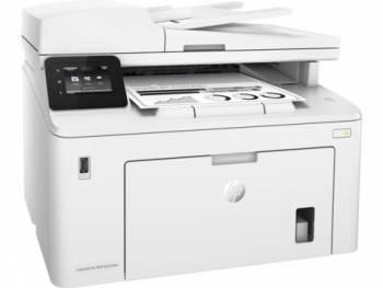 МФУ HP LaserJet Pro M227fdw белый (G3Q75A)