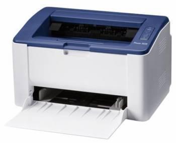 Принтер Xerox Phaser 3020 белый/синий (P3020BI)