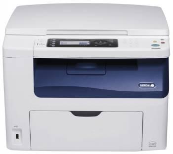 МФУ Xerox WorkCentre 6025 белый/синий