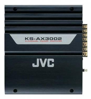 Автомобильный усилитель JVC KS-DR3002