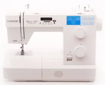 Швейная машина Comfort Music 360 белый