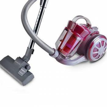 Пылесос Polaris PVC1730СR красный, мощность 1700Вт, уборка: сухая, объем пылесборника 2.5л, мощность всасывания 350Вт, длина шнура 5м