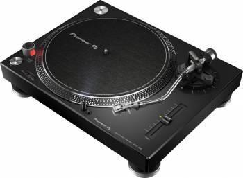 Виниловый проигрыватель Pioneer PLX-500-K черный