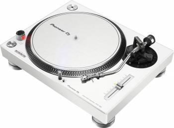Виниловый проигрыватель Pioneer PLX-500-W белый