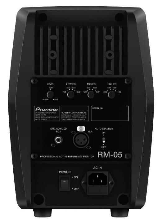 Акустический комплект Pioneer RM-05 - фото 3
