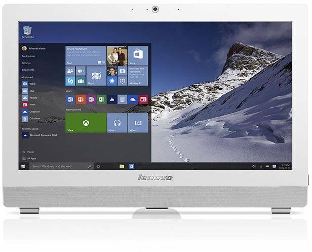 """Моноблок 19.5"""" Lenovo S200z белый (10K50021RU) - фото 1"""