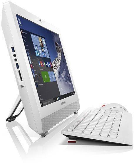 """Моноблок 19.5"""" Lenovo S200z белый (10K50021RU) - фото 4"""