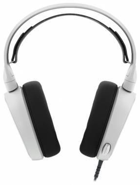 Наушники с микрофоном Steelseries Arctis 3 белый